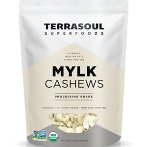 Terrasoul Superfoods Organic Raw Cashews