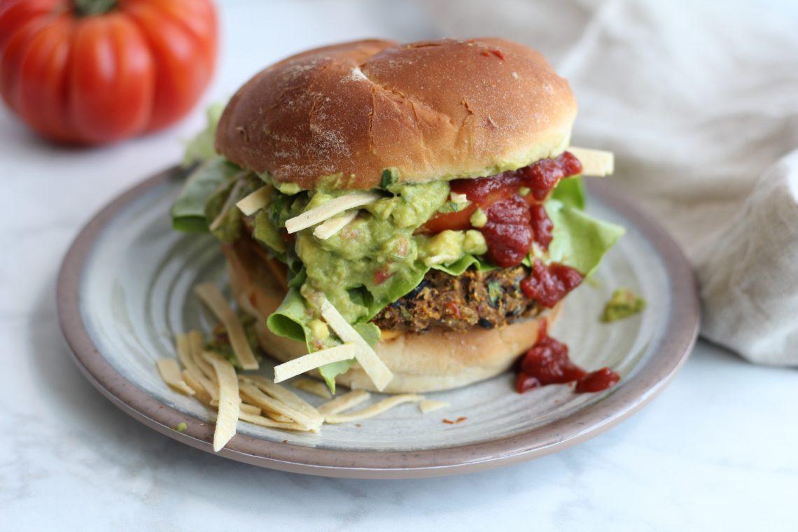 Vegan sandwiches, rolls and wraps